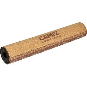 CAMPZ Cork Yoga Mat L Elephant brown